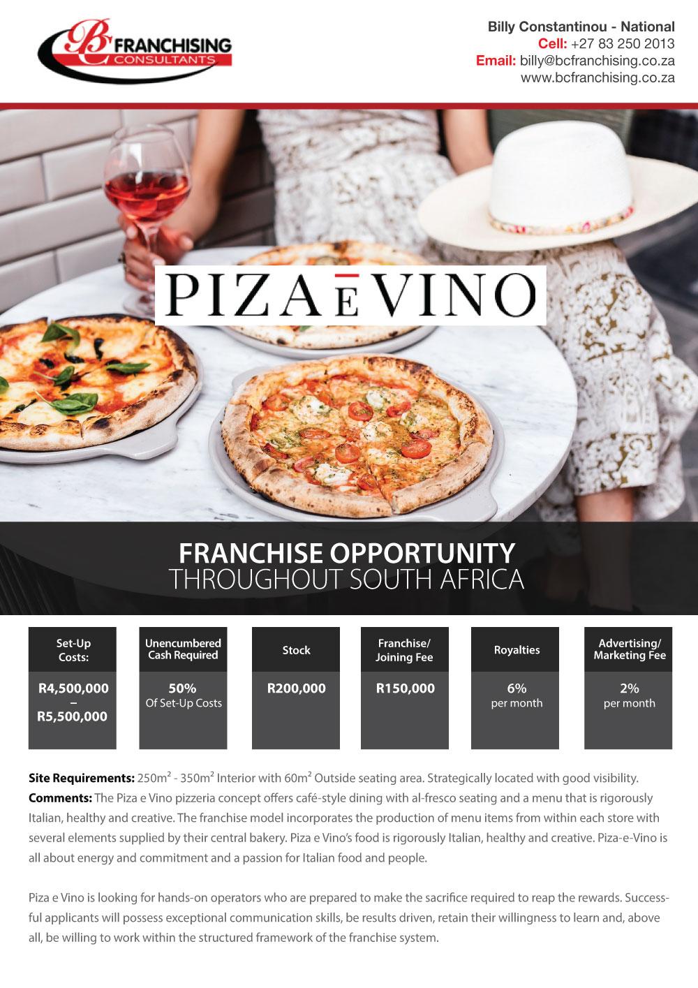PIZA E VINO - SOCIAL MEDIA AD